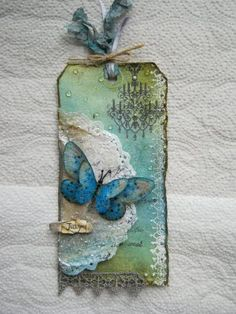 paulien van den bosch: July Tag. Love this tag! Lots of great technique ideas as well.