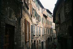 Perugia, Italia - lived here.