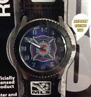 For Sale - MLS The Rookie Series Chicago Fire Wrist Watch - Water/Shock Resistant - Quartz  - See More At  http://sprtz.us/ChicagoFire