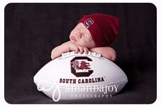 Adorable newborn pic of Heather A's baby taken by the fabulous Amanda Joy!!!