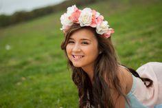 Lovely+flower+crown Morgan