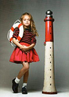 All The Days Ordained | Vogue Enfants September 2009