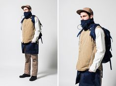 MEANSWHILE - F/W 2015 COLLECTION LOOKBOOK • Guillotine