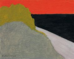 Milton Avery, Twilight Sea