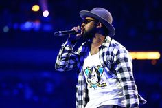 Dama Dope Music Festival with Chris Brown, Schoolboy Q, Tyga Tacoma Dome