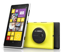 41 Megapixel Windows Phone, Nokia Lumia 1020