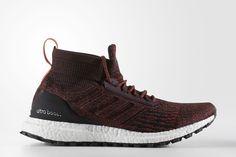 adidas Ultraboost All Terrain 'Dark Burgundy' - EU Kicks: Sneaker Magazine