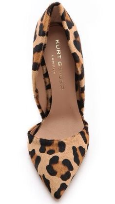 Kurt Geiger - Bond Ponyskin Pumps