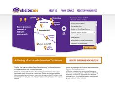 Shelter Me Website Design by Captovate, Darwin Shelter Me, Domestic Violence, Darwin, Custom Design, Web Design, Alcohol, Website, Digital, Purple