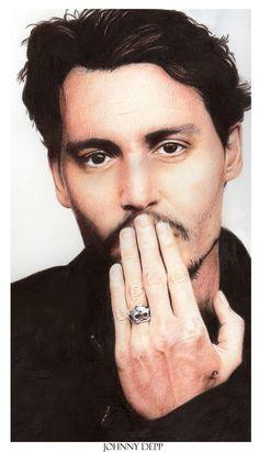 Johnny Depp | johnny_depp_bacio