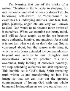 Where psychology meets faith. Jesus' goal - our maturity includes awareness of truth. Bible Verses Quotes, Jesus Quotes, Faith Quotes, Me Quotes, Scriptures, Christian Life, Christian Quotes, God Is, Word Of God