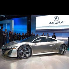 Acura NSX 2013