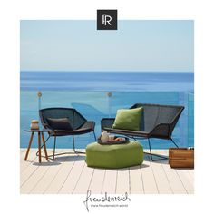 World Of Interiors, Outdoor Furniture Sets, Outdoor Decor, Salzburg, Sun Lounger, Designer, Home Decor, Chaise Longue, Decoration Home