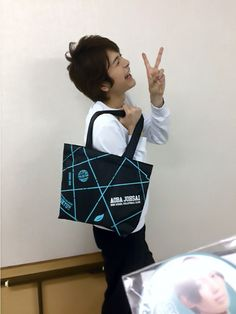 (。•̀ᴗ-)✧♡ FABULOUS AS ALWAYS KOUSUKE KUN Stage Play, Oikawa, Haikyuu Anime, Celebrity Crush, Twitter, Fangirl, Lunch Box, Geek Stuff, Reusable Tote Bags