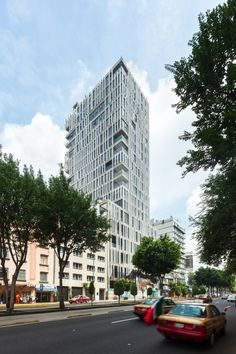 Amsterdam Tower / JSa