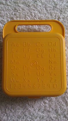 1980s tupperware toys - Google Search  i had a one of these when i was in elementary...around grade 1 i guess..