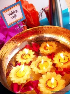 Bollywood Party Ideas with lots of recipes, printables and DIY decorations - BirdsParty.com