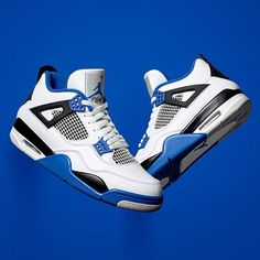 f1e92163141b The  Motorsport 2017 Retro  Air Jordan 4 drops March 25. Who s with it