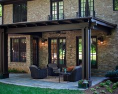 - Wooden Corner Pergola - - By ., - Wooden Corner Pergola - - Pergola Videos Terrasse Metal - Even though age-old with principle, the particular pergola may be encountering a bit of a modern-day. Exterior Paint Colors For House, Paint Colors For Home, House Colors, Covered Pergola Patio, Pergola With Roof, Pergola Kits, Pergola Ideas, Pergola Plans, Corner Pergola