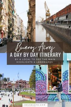 The perfect Buenos Aires itinerary, how to spend three days in Buenos Aires with this 3 day Buenos Aires itinerary. Add day trips to make this the ideal one week in Buenos Aires itinerary, best Buenos Aires neighborhoods in this Argentina capital city, Bu Brazil Travel, Peru Travel, Hawaii Travel, Italy Travel, South America Destinations, South America Travel, Amazing Destinations, Travel Destinations, Holiday Destinations