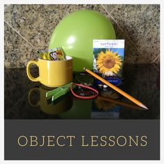 Object Lessons A-Z - Free Bible Lessons for Kids & Youth