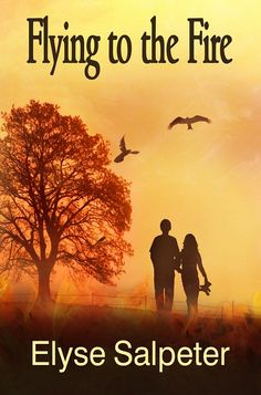 Please give a warm welcome to author Elyse Salpeter . Salpeter wrote Flying to the Light and just finished her second book in the series, Flying To The Fire . The second book in. Friends Website, Little Sisters, Friends Forever, Indie, Two By Two, Interview, Novels, Tower, Fire