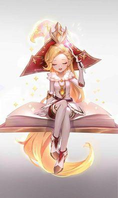 League Of Legends Characters, Lol League Of Legends, Anime Couples Manga, Cute Anime Couples, Anime Girls, Manga Illustration, Character Illustration, Liga Legend, Comic Art Girls