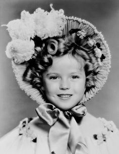 Shirley Temple in The Little Colonel, 1935