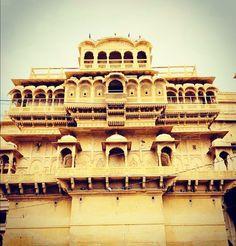 Golden city Jaisalmer Jaisalmer, Louvre, City, Building, Travel, Voyage, Buildings, Viajes, Traveling