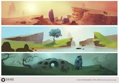 Until Dark from Shiro Games will release in Q2 2014, lovely concept art released | VG247