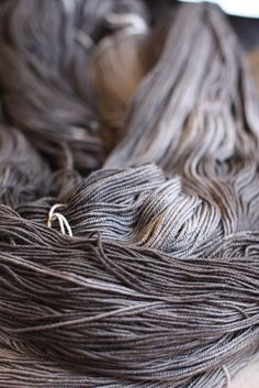 dyeing. Suzie Fry Color Lavanda, Touch Of Gray, Yarn Thread, 50 Shades Of Grey, Hand Dyed Yarn, Beige, Knitting Yarn, Textures Patterns, Color Inspiration