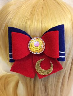 Sailor Moon Bow | 15 Geeky Gift Ideas From Etsy