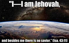 Defend Jehovah's Witnesses: Isaiah 43:11 and 'Savior' - Refuting Trinitarians' Claims That Jesus and Jehovah Are the Same Person