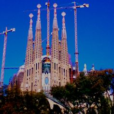 I absolutely love very but of Barcelona, Spain!