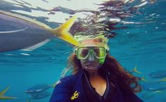 S E L F I S H.  #selfie #coral #greatbarrierreef #whitesunday #snorkeling #gopro by garazilea http://ift.tt/1UokkV2