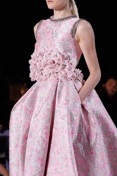 Giambattisa Valli Haute Couture Spring 2015 rtw - La Trahison des Images