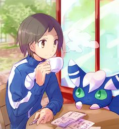 XY Trainer & Meowstic