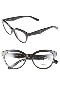 258c91f633d1 Prada 52mm Optical Glasses