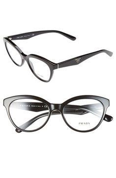 5a207fcfb5a097 Prada 52mm Optical Glasses   Nordstrom. AccessoiresCadres Lunettes Pour  FemmesMontures ...