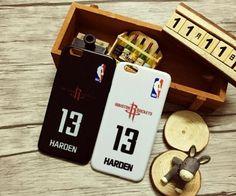 Original NBA Logo mit super Spieler hard schutz case für Apple6/6s/6plus