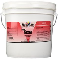 AniMed Pure MSM 10lb * Click on the image for additional details.