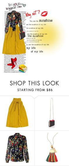"""""""Sin título #827"""" by carypil ❤ liked on Polyvore featuring Fendi, Kate Spade, Somerset by Alice Temperley, Chloé, Sergio Rossi, men's fashion and menswear"""