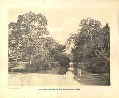 53.Nieuw – Batavia. In het Wilhelmina – Park. Antique school board of, Nieuw – Batavia. In het Wilhelmina – Park.Taken c.1895 and published between 1912 and 1914 in Holland. This photograph depicting the Dutch East...