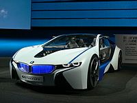 BMW i8 - Wikipedia, the free encyclopedia
