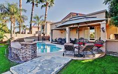Cheerful 3BR #Chandler Home w/Private Pool & Patio - #Phoenix #VacationRental #airbnb #homeaway #VRBO