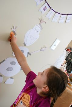 Beth Kruse Custom Creations: do you want to build a snowman?
