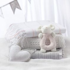 Baby essentials by The Little White Company
