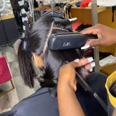 Frontal Hairstyles, Short Hairstyles, Straight Hairstyles, Braided Hairstyles, Natural Hair Tutorials, Natural Hair Styles, Hair Technique, Silk Press, Body Wave Hair