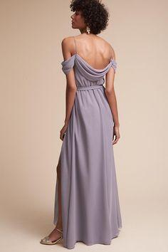 df170a665047 Victorian Kane Dress | BHLDN Chiffon Ruffle, Pink Chiffon Dress, Ruched  Dress, T