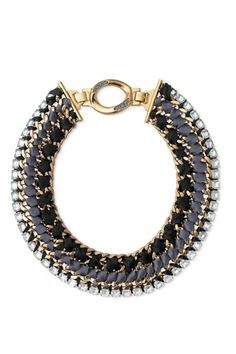 Stella & Dot - Tempest - statement necklace | Available at www.stelladot.com/cathyream